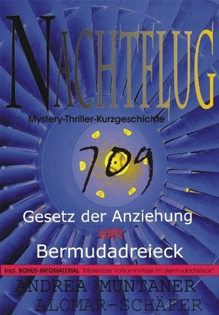 Nachtflug 709: Mystery-Thriller Andrea Muntaner Alomar-Schäfer