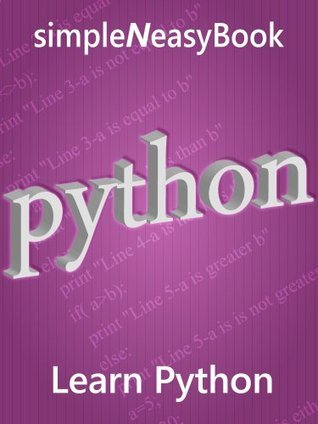 Learn Python - simpleNeasyBook  by  WAGmob