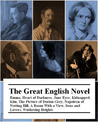 The Great English Novel (Ten Books)  by  Various
