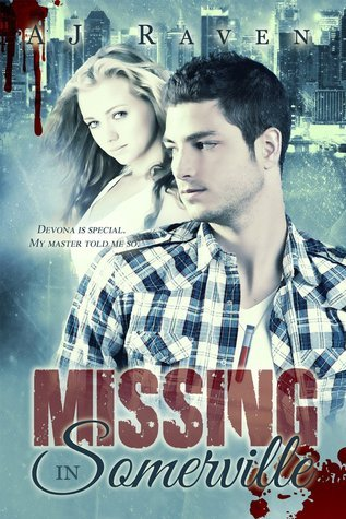 Missing in Somerville A.J. Raven