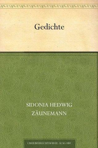 Gedichte Sidonia Hedwig Zäunemann