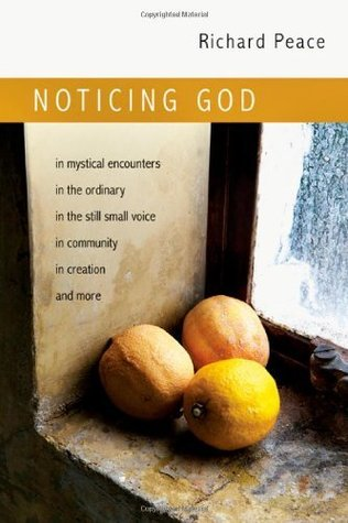 Noticing God  by  Richard Peace