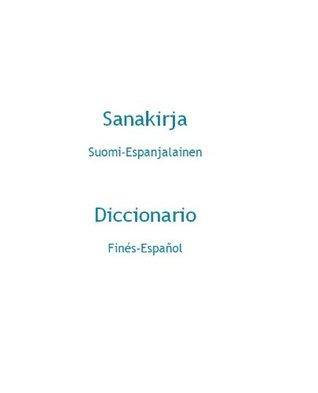 Diccionario Finés Español Jose R. Gomis Fuentes