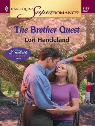The Brother Quest Lori Handeland