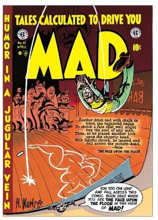 Mad Magazine #10 Antoine DArcy