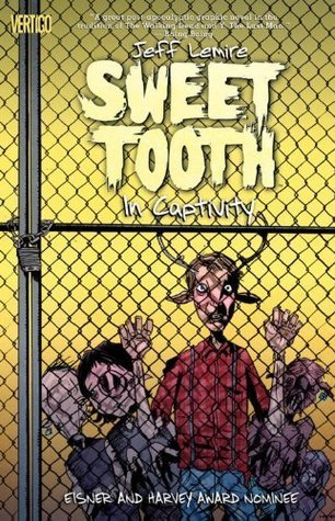 Sweet Tooth Vol. 2: In Captivity Jeff Lemire