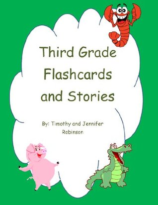 Third Grade Flashcards and Story  by  Preparing Young Learners