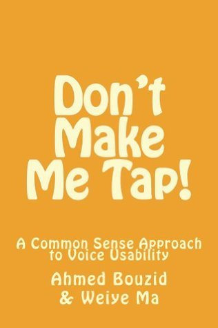 Dont Make Me Tap!  by  Ahmed Bouzid