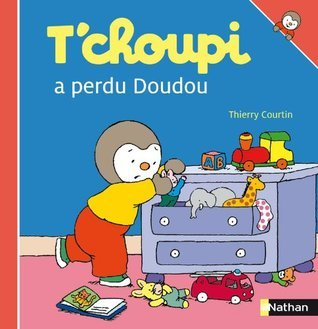 Tchoupi a perdu Doudou (Albums Tchoupi)  by  Thierry Courtin
