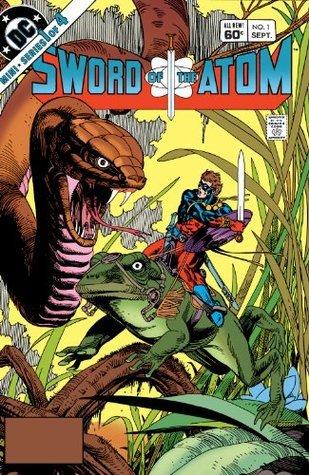 Sword of the Atom (1983) #1 Jan Strnad