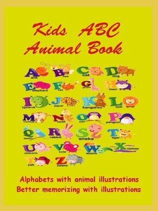 Kids : Kids ABC Animal Book  by  Megs