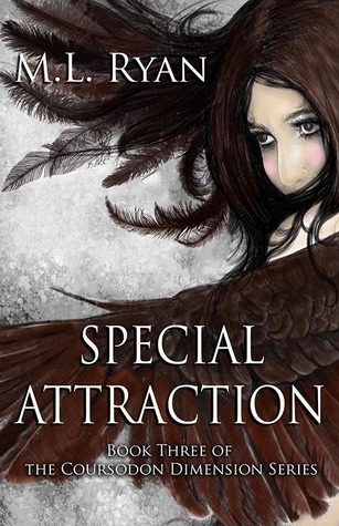 Special Attraction (Coursodon Dimension, #3)  by  M.L. Ryan