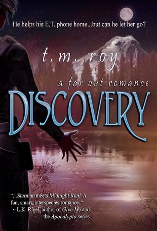 Discovery - A Far Out Romance  by  Terry Roy