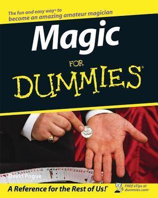 Magic for Dummies  by  David Pogue