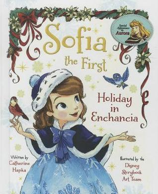 Holiday in Enchancia Catherine Hapka