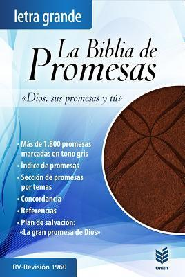 Biblia de Promesas Letra Grande-Rvr 1960  by  Reina Valera 1960