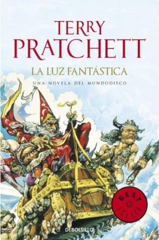 Luz fantástica (Mundodisco 2) Terry Pratchett