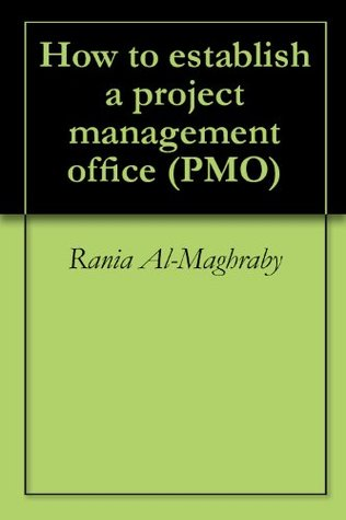 How to establish a project management office Rania Al-Maghraby