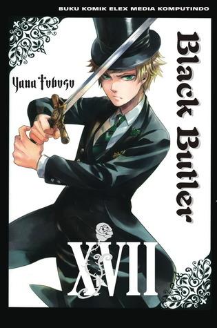 Black Butler vol. 17 (Black Butler, # 17)  by  Yana Toboso