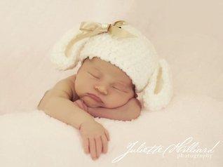 easter bunny or lamb beanie crochetmylove designs