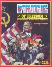Price of Freedom: Roleplaying in Occupied America [BOX SET]  by  Greg Costikyan