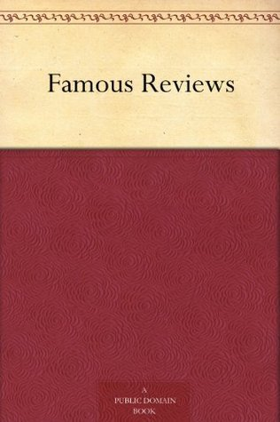 Famous Reviews  by  C.M. Relyea