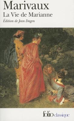 La Vie de Marianne  by  Pierre de Marivaux