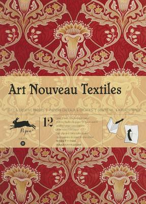 Art Nouveau Textiles, Volume 31 Pepin Van Roojen
