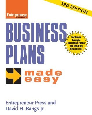 Business Plans Made Easy (Entrepreneur Made Easy Series)  by  Entrepreneur Press