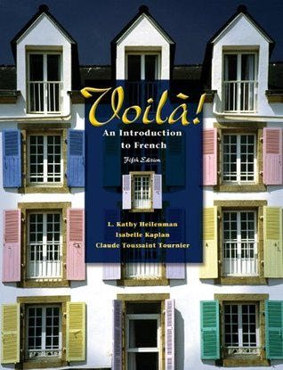 Multimedia CD-ROM for Voila!: An Introduction to French, 5th L. Kathy Heilenman