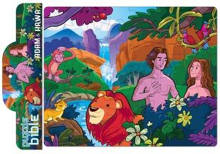 Puzzle Bible: Adam dan Hawa FX Sukamto