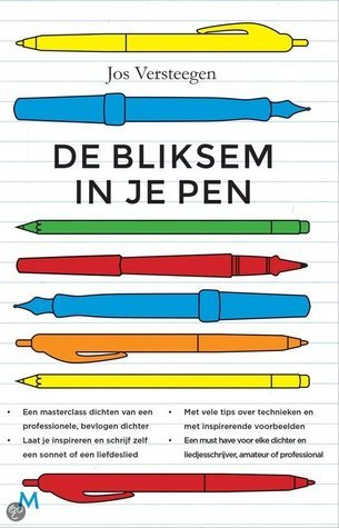 Bliksem in je pen  by  Jos Versteegen