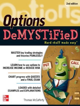 Options DeMYSTiFieD, Second Edition Thomas A. McCafferty