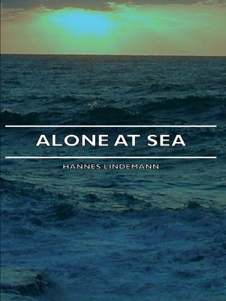 Alone At Sea Hannes Lindermann