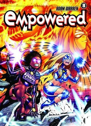 Empowered Volume 8 Adam Warren