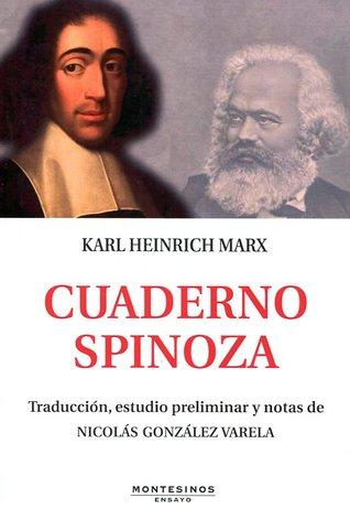 Cuaderno Spinoza Nicolás González Varela