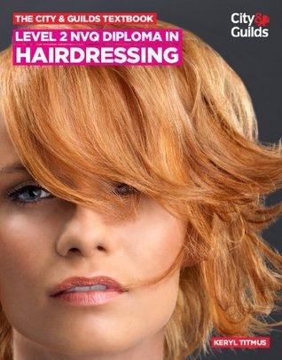 Hairdressing Level 2 NVQ Diploma Textbook Keryl Titmus