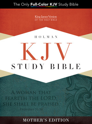 KJV Study Bible, Turquoise Mother's Edition LeatherTouch  by  Holman Bible Publisher