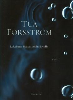 Lokakuun iltana soudin järvelle  by  Tua Forsström