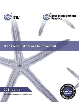 ITIL Continual Service Improvement Cabinet Office