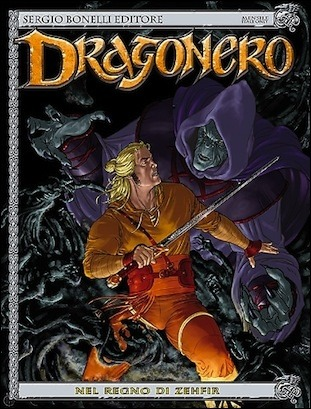 Dragonero n. 7: Nel regno di Zehfir  by  Stefano Vietti