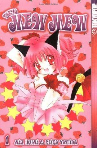 Mew Mew to the Rescue (Tokyo Mew-Mew, Vol.1)  by  Mia Ikumi