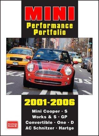 Mini Performance Portfolio 2001-2006  by  R.M. Clarke