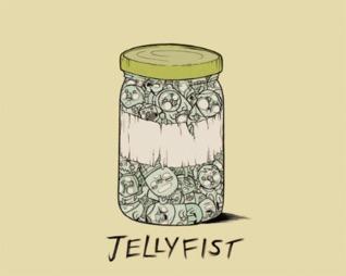 Jellyfist  by  Jhonen Vasquez