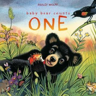 Baby Bear Counts One Ashley Wolff