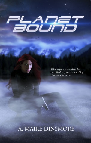 Planet Bound  by  A. Maire Dinsmore