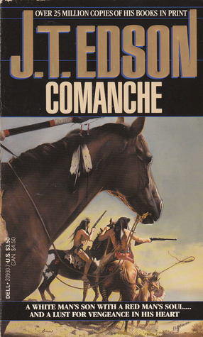 Comanche J.T. Edson