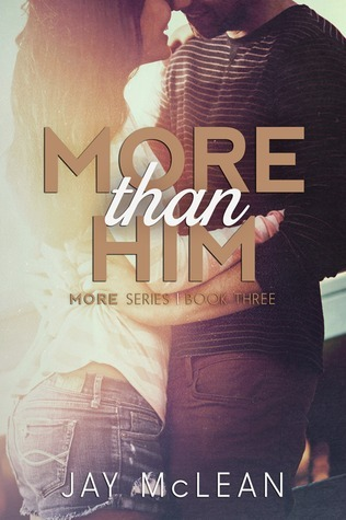 More Than Him (More Than, #3)  by  Jay McLean