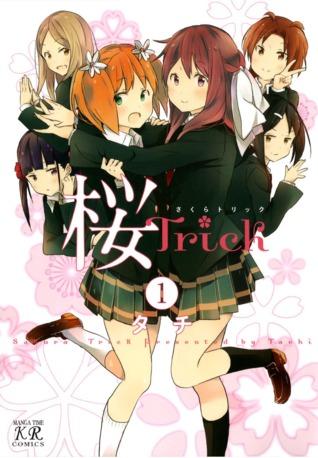 桜Trick 1  by  Tachi