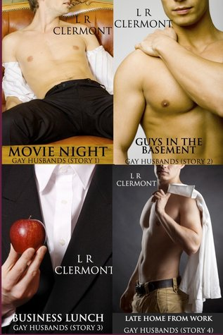 Gay Husbands: Ross & Dave 1-4 L.R. Clermont